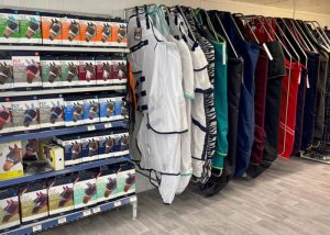 Equine Products in clip clop store