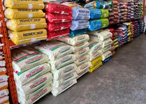 Feed Products in-store
