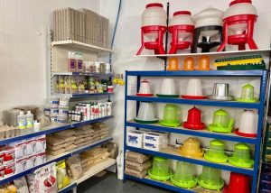 Poultry Products in-store L