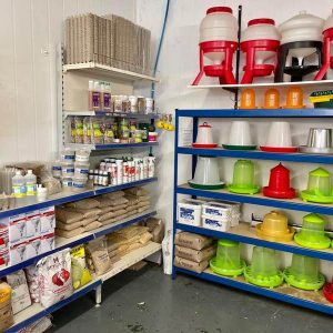 Farming Products in-store