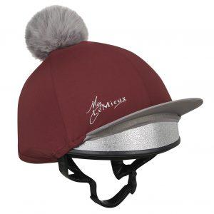 LeMieux Hat Silk Rioja