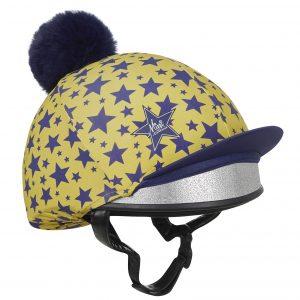 LeMieux Mini Hat Silk Dijon