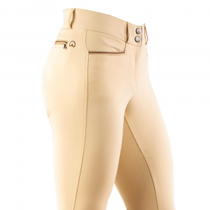 Agaso Competition Breeches - Beige