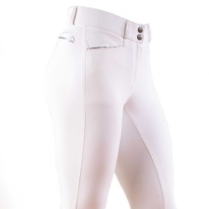 Agaso Competition Breeches - White