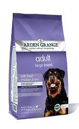 Arden Grange Adult Large Breed Chicken & Rice