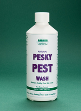Barrier Pesky Pest Wash