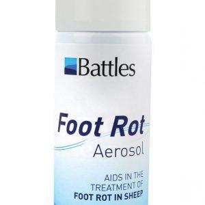 Battles Foot Rot Aerosol