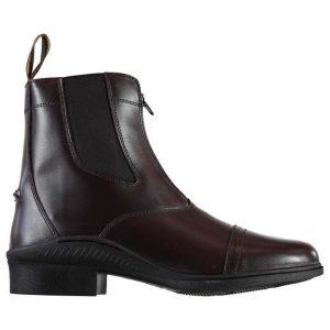 Brogini Front Zip Short Boot
