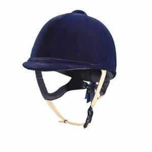 Caldene Tuta Velvet Riding Hat