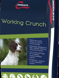 Chudleys Working Crunch