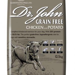 Dr John Grain Free