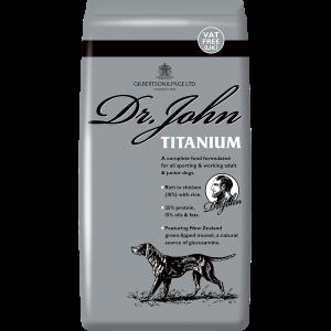 Dr John Titanium