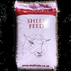 Duffields Lamb Creep Pellet