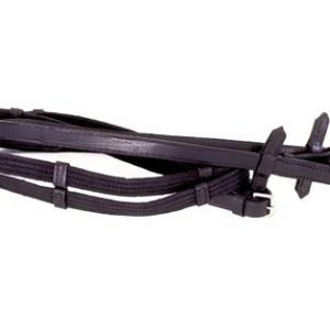 English Leather Continental Reins