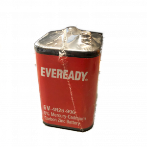 Everyday 6V Battery