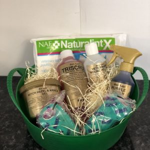 'First Aid Rescue' Gift Tub