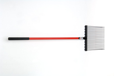 Fyna-lite XL Shavings Fork Long Handle