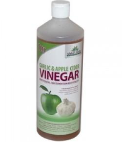 Global Herbs Apple & Garlic Cider Vinegar
