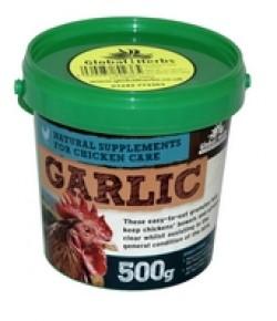 Global Herbs Garlic Granules