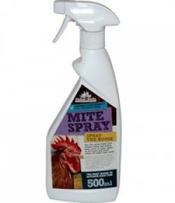 Global Herbs Mite Spray - for the house