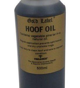 Gold Label Hoof Oil