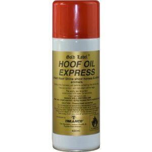 Gold Label Hoof Oil Express