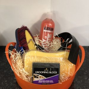 'Great for Grooming' Gift Tub