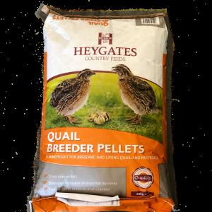 Heygates Quail Breeder Pellets