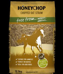 Honey Chop Oat Straw