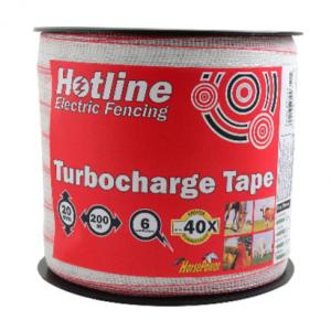 Hotline Turbocharge Tape 20mm x 200m