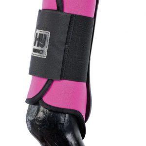 Hy Brushing Boots Pink Medium