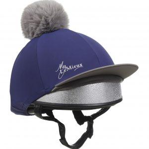LeMieux Hat Silk Ink Blue