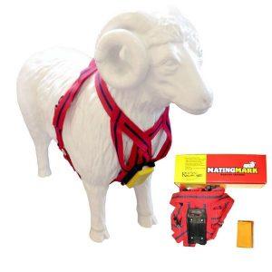 MatingMark Deluxe Ram Harness
