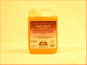 NaturaFlax - Superior Linseed Oil