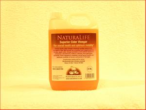 NaturaLife - Superior Cider Vinegar