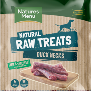 Natures Menu Duck Decks