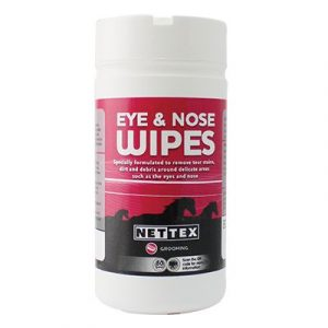 Nettex Eye & Nose Wipes
