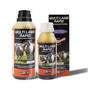 Nettex Multi Lamb Rapid 225ml