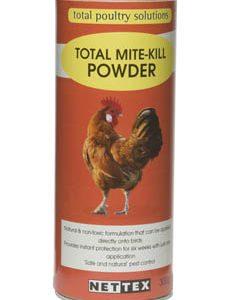Nettex Total Mite Kill Powder 300g
