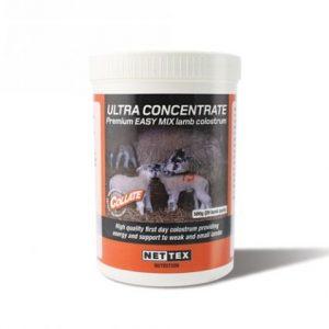 Nettex Ultra Concentrate Lamb Colostrum
