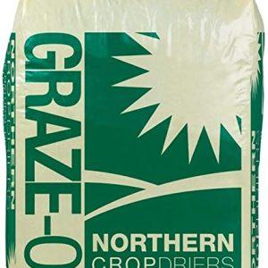 Northern Crop Graze On Grass