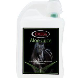 Omega Aloe Juice