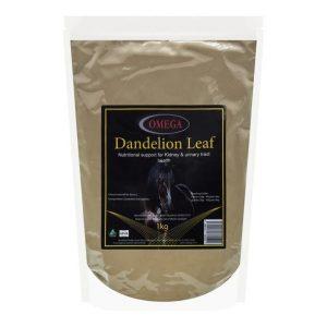 Omega Dandelion Leaf