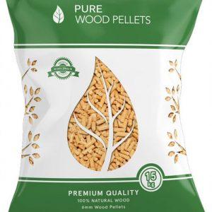 Pure Bio Wood Pellets