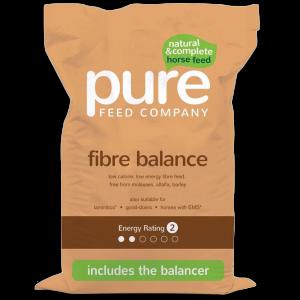 Pure Feeds Fibre Balancer