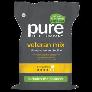 Pure Feeds Veteran Mix
