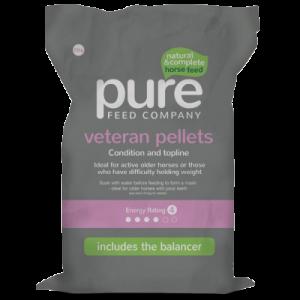 Pure Feeds Veteran Pellets