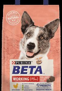 Purina BETA Working Adult Chicken