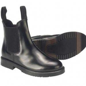 Rhinegold Adults Classic Leather Jodhpur Boots