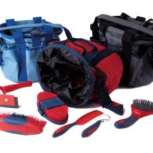 Rhinegold Grooming Kit & Bag